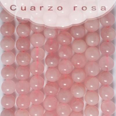 Cuarzo rosa bolas lisas