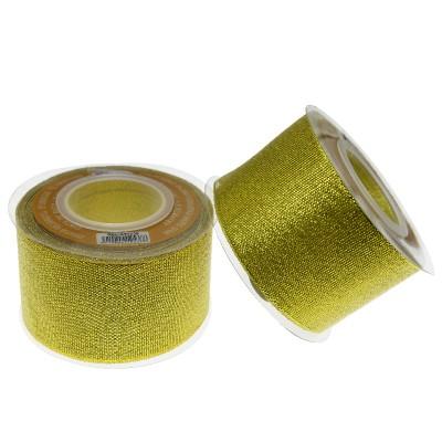 cinta dorada 5.0cm 5uds