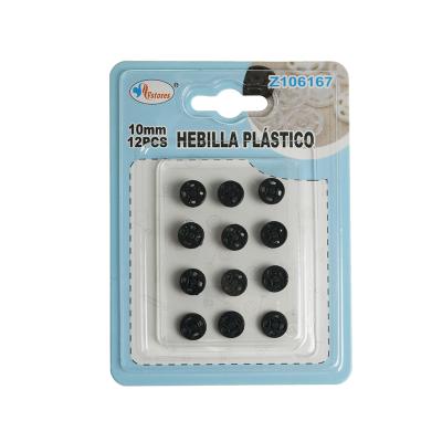 botones de presión plástico...