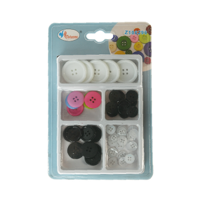 set de botones