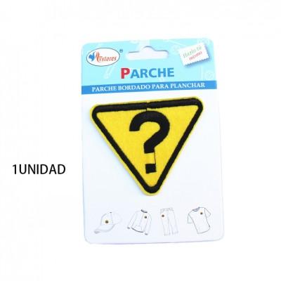 PARCHE BORDADO PARA PLANCHAR