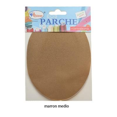 PARCHE 11CM*14.5CM MARRON...