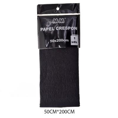 PAPEL CRESPON 50CM*200CM...